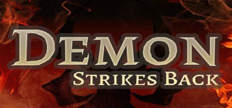 Demon Strikes Back Capa