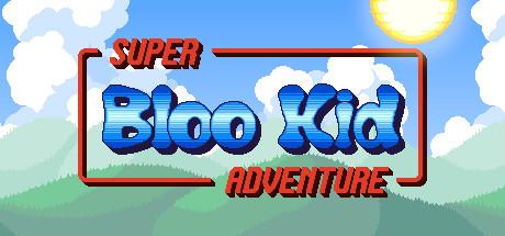 Super Bloo Kid Adventure Cover Image