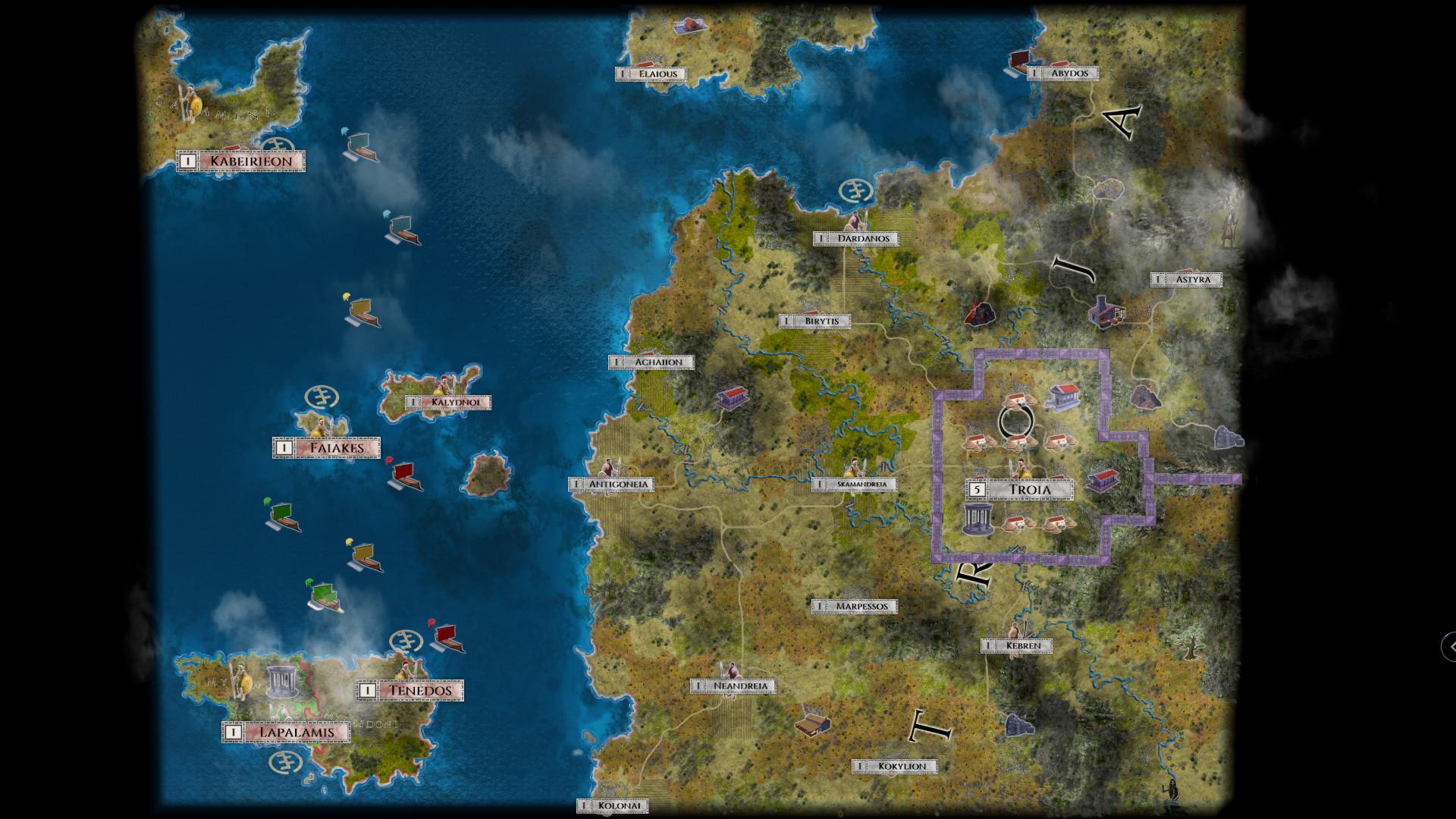 Imperiums Greek Wars Troy Free Download