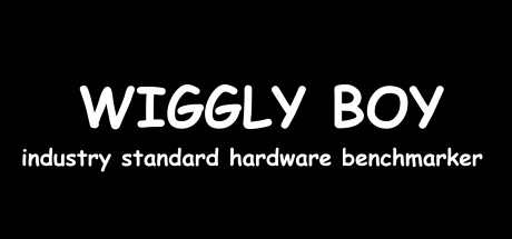 Wiggly Boy Cover Image