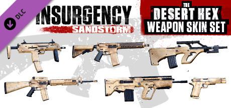Desert Hex Weapon Skin Set   DLC