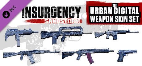 Urban Digital Weapon Skin Set   DLC