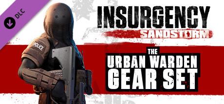 Urban Warden Gear Set   DLC