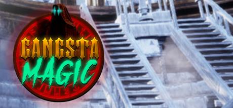 Gangsta Magic Capa