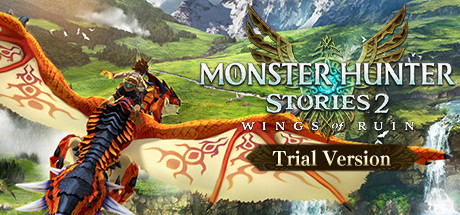 Monster Hunter Stories 2: Wings of Ruin Trial Version Cover Image