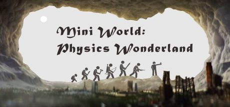 Evolution of a Mini World: Physics Wonderland Cover Image