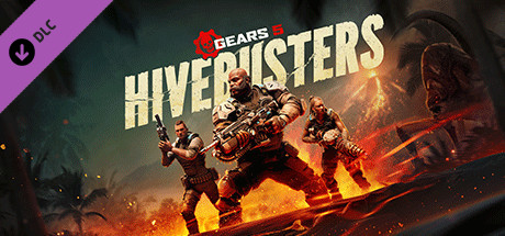 Gears 5  Hivebusters [PT-BR] Capa