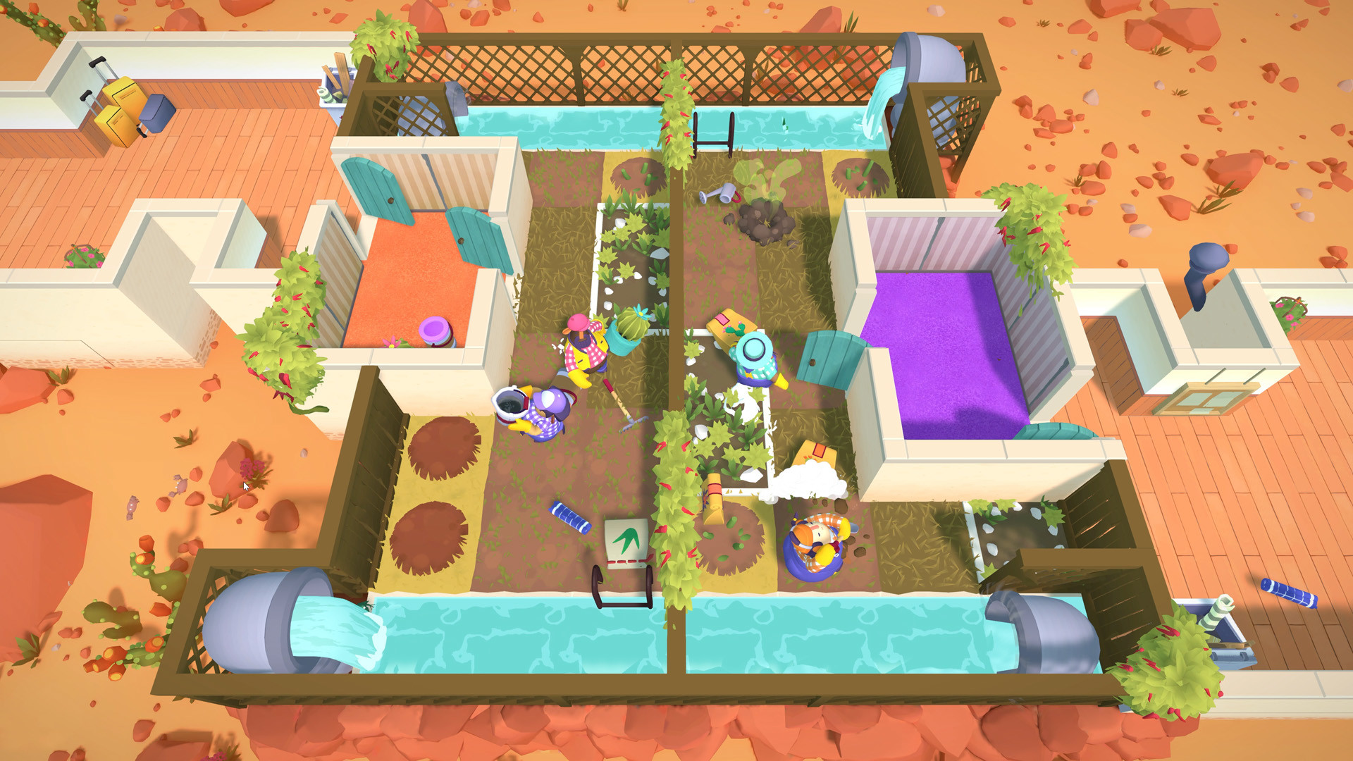 Tools Up Garden Party Episode 2 Tunnel Vision Free Download