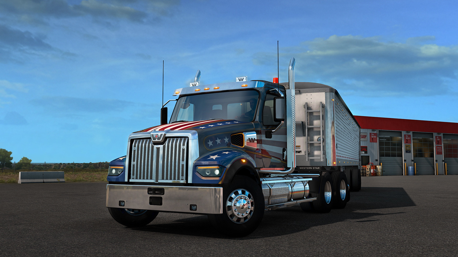 American Truck Simulator Enchanted Bundle Download Free
