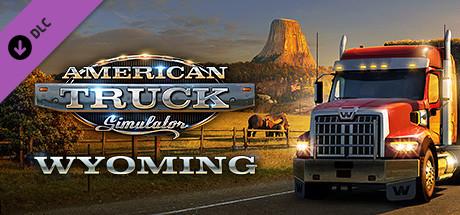 American Truck Simulator  Wyoming Capa