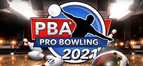 PBA Pro Bowling 2021 Cover Image