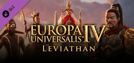 Expansion  Europa Universalis IV Leviathan Capa