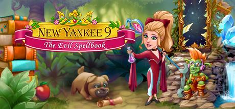 New Yankee 9: The Evil Spellbook