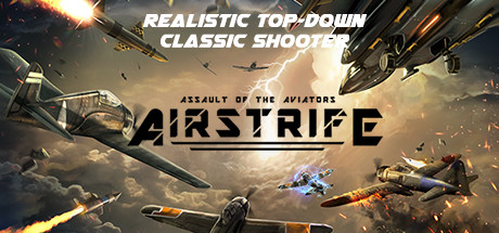 Airstrife: Assault of the Aviators Cover Image