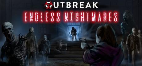 Outbreak Endless Nightmares Capa