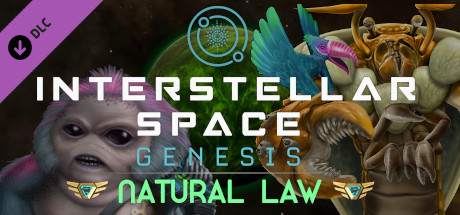 Interstellar Space Genesis  Natural Law Capa