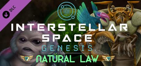 Interstellar Space Genesis  Natural Law Capa