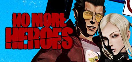 No More Heroes Capa