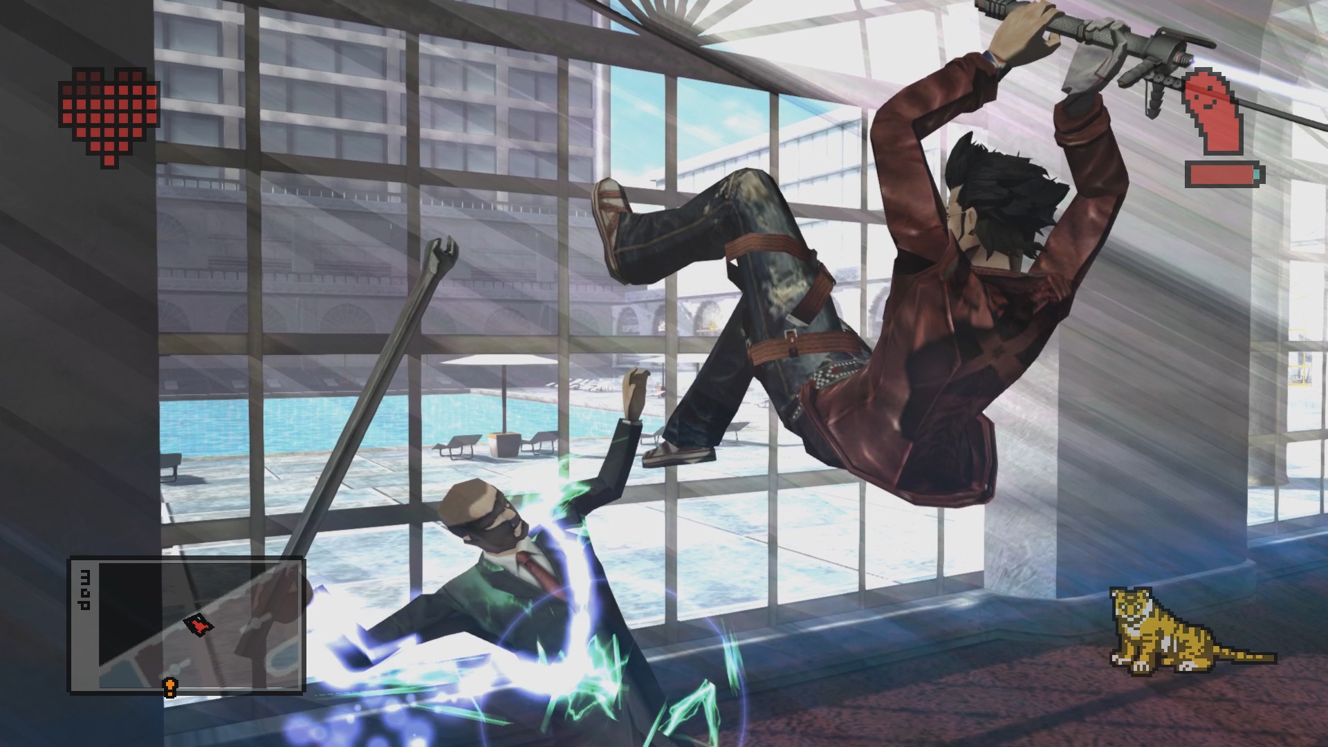 An Image from No More Heroes 2: Desperate Struggle