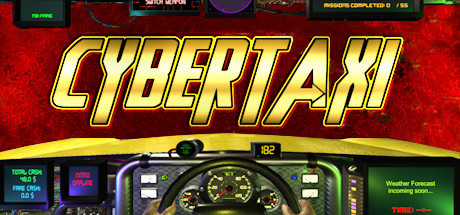 CyberTaxi Cover Image