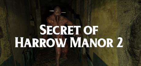 Secret of Harrow Manor 2 Capa