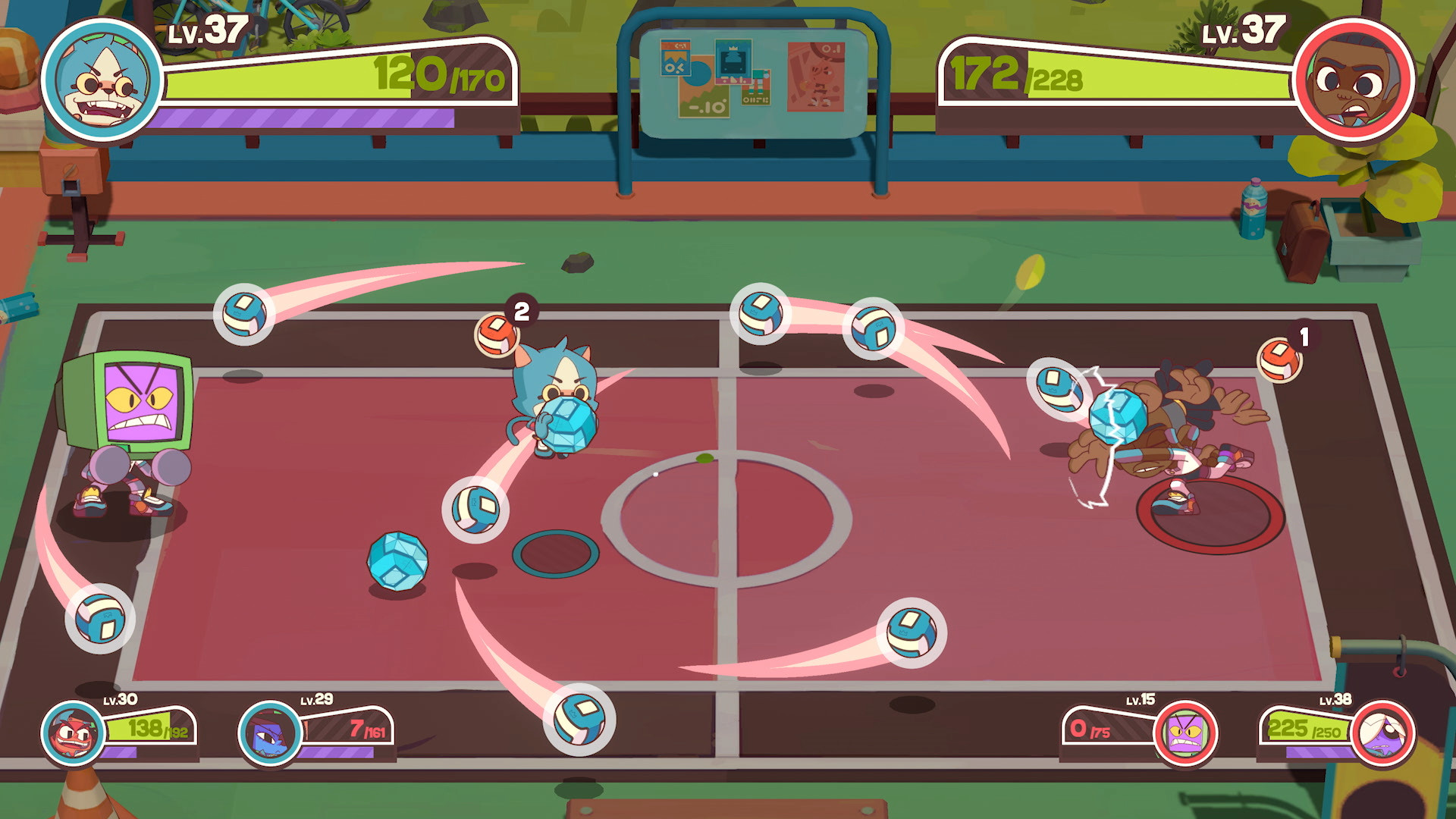 Dodgeball Academia Free Download