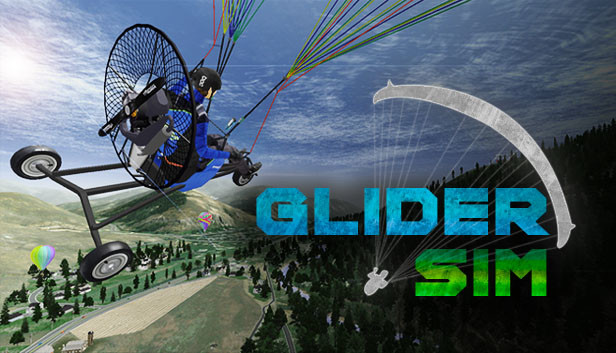 Save 30% on Glider Sim on Steam