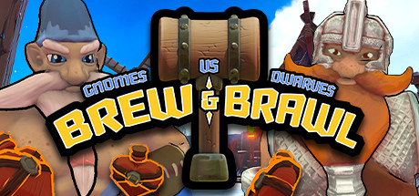 Brew & Brawl - Gnomes vs. Dwarves Free Download