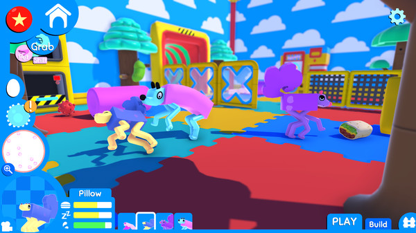 Wobbledogs游戏最新中文版《摇摆狗》
