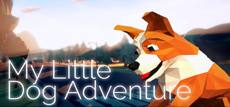 My Little Dog Adventure Capa
