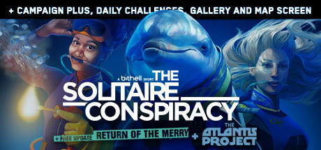 The Solitaire Conspiracy Cover Image