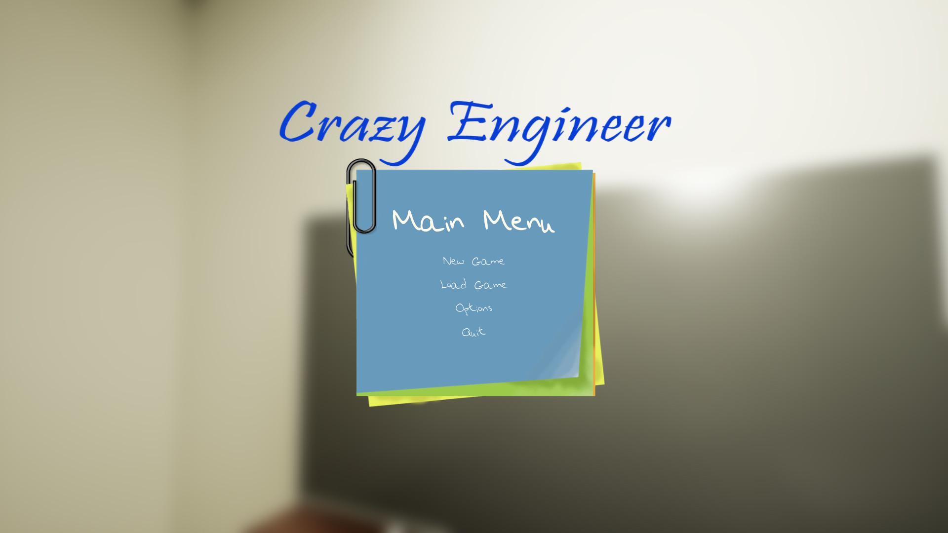 Crazy Engineer Free Download
