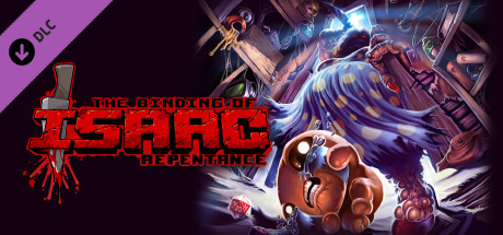 The Binding of Isaac Repentance Capa