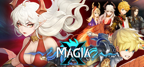Magia X Capa