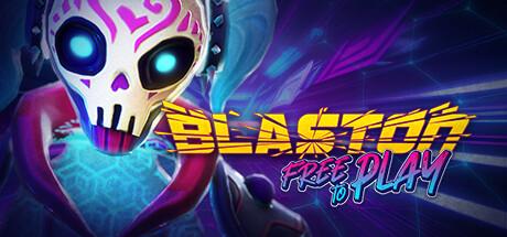 Blaston Cover Image