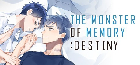 THE MONSTER OF MEMORYDESTINY Capa