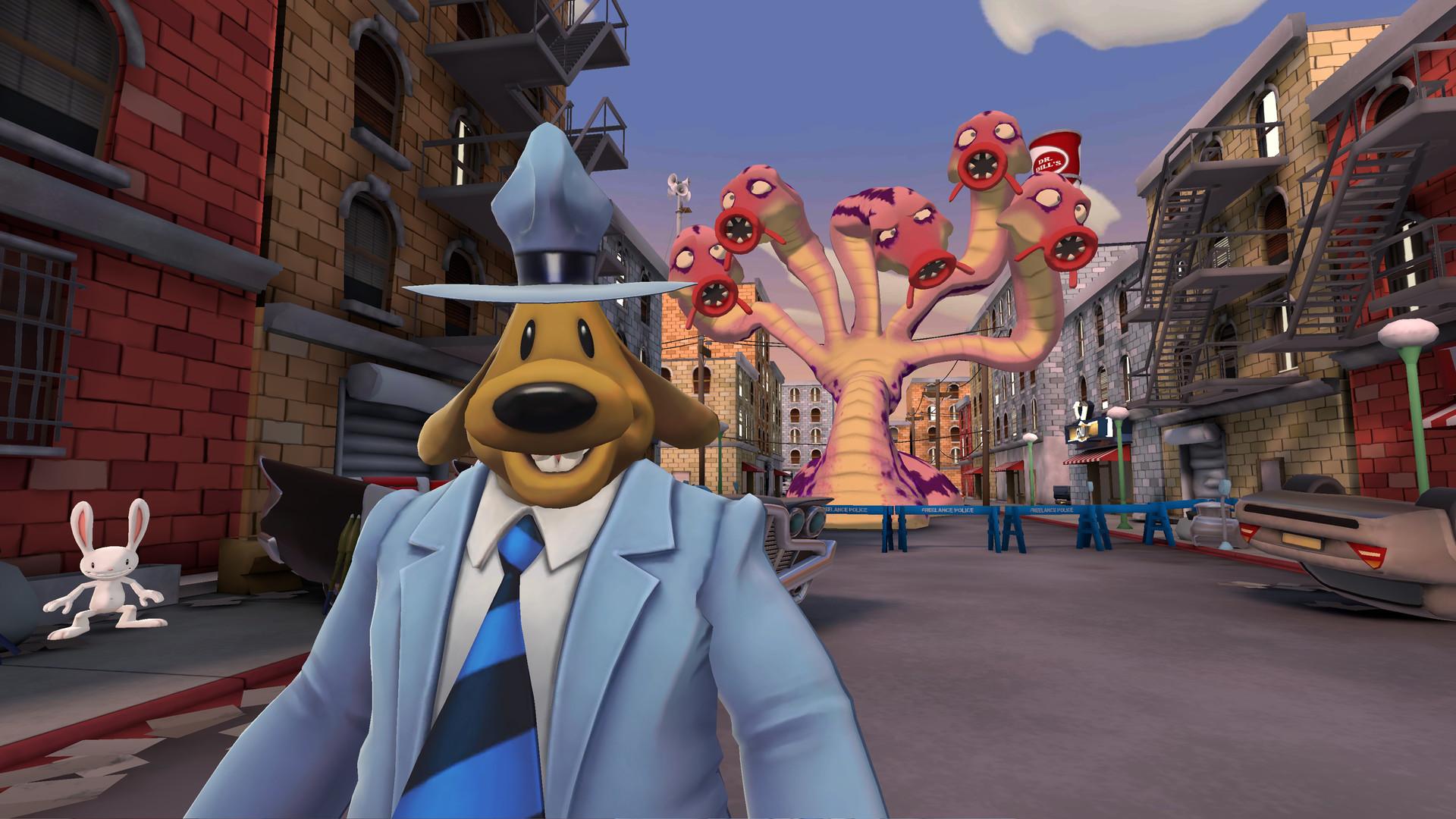 Oculus Quest 游戏《Sam & Max: This Time It's Virtual!》山姆和麦克斯:虚拟警探插图(4)