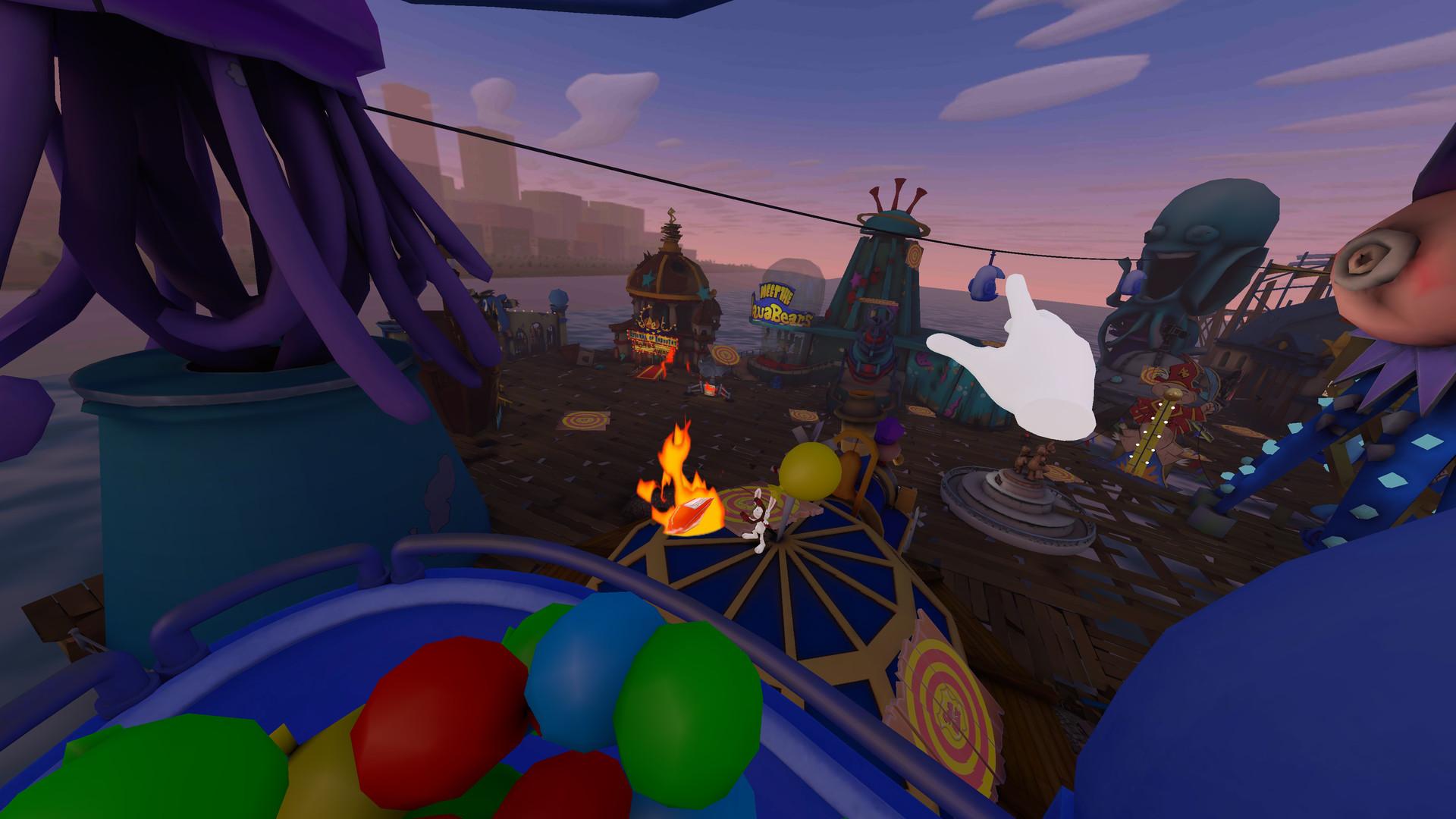 Oculus Quest 游戏《Sam & Max: This Time It's Virtual!》山姆和麦克斯:虚拟警探插图(2)