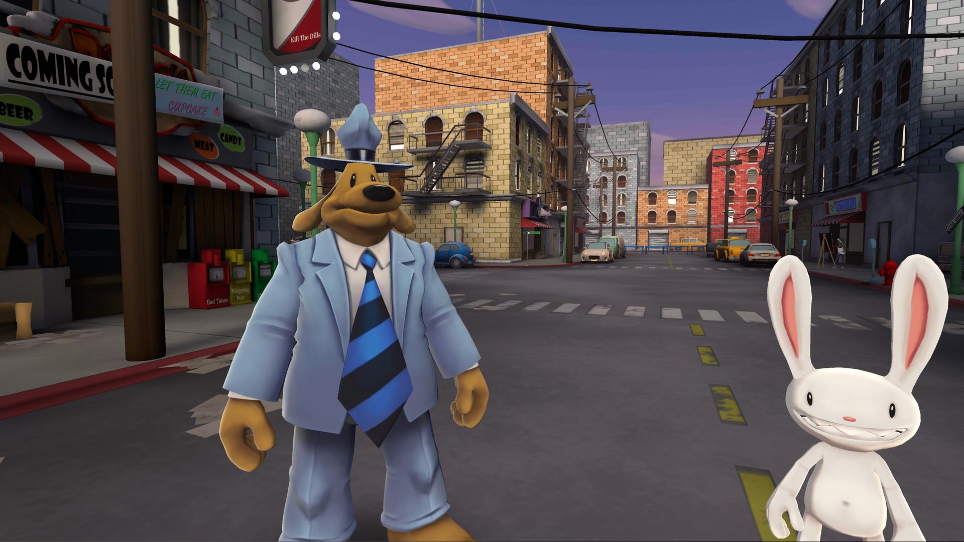Oculus Quest 游戏《Sam & Max: This Time It's Virtual!》山姆和麦克斯:虚拟警探插图(3)