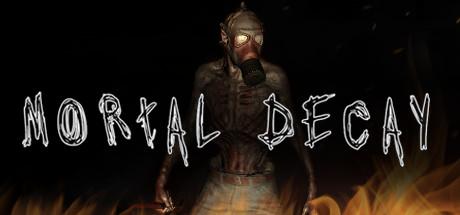 Mortal Decay Capa
