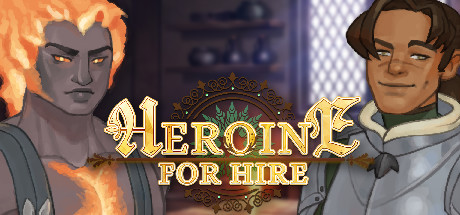 Heroine for Hire Cover Image