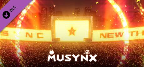 MUSYNX  Stage Theme Capa