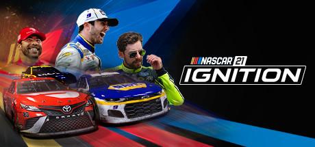 NASCAR 21 Ignition [PT-BR] Capa