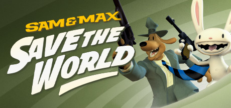 Sam & Max Save the World Cover Image