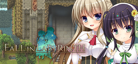 FALL IN LABYRINTH Cover Image