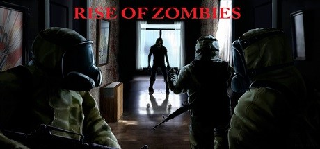 Rise of Zombies Capa