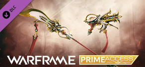 Warframe Nezha Prime Access: Fire Walker Pack