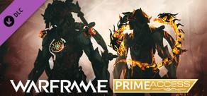 Warframe Nezha Prime Access: Accessories Pack