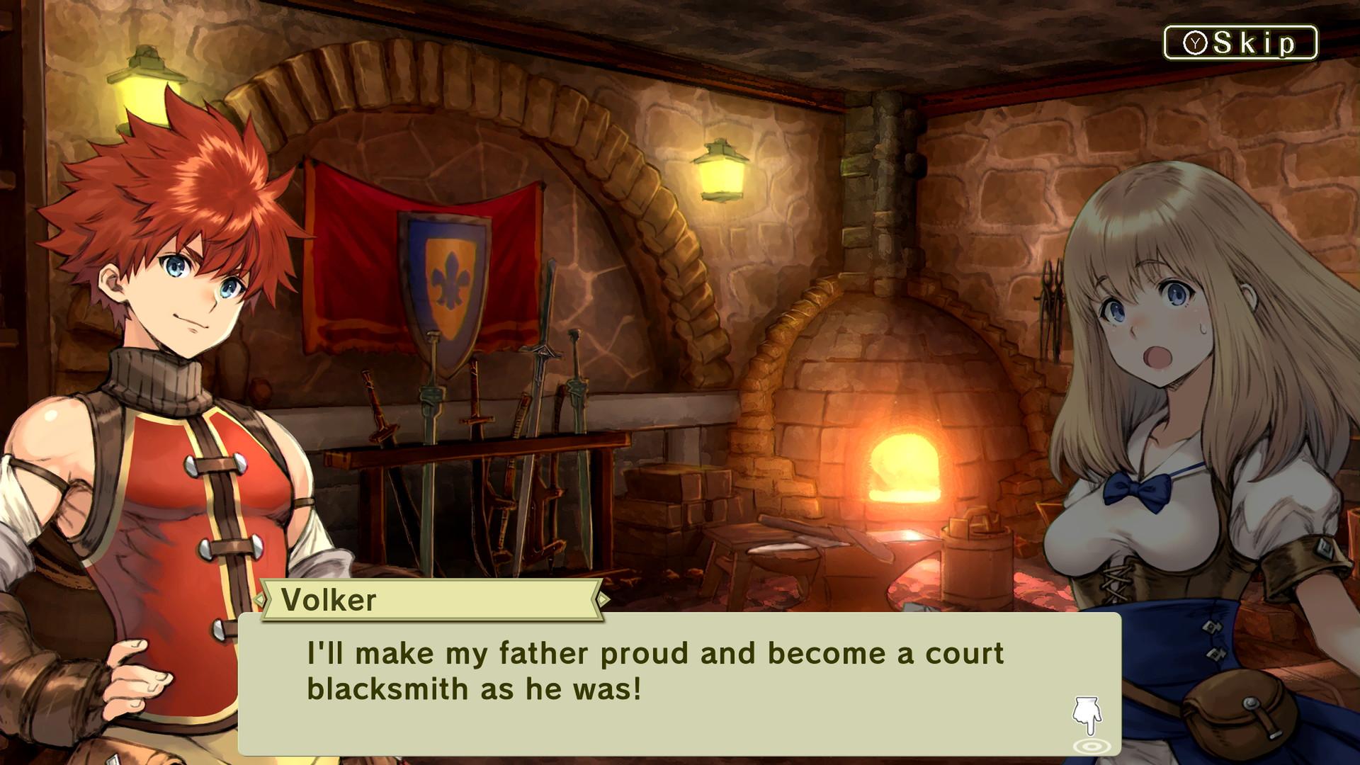 Blacksmith of the Sand Kingdom for Xbox One