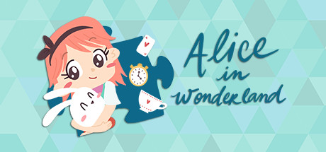 Teaser image for Alice in Wonderland - a jigsaw puzzle tale